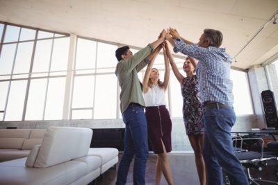 cultura de colaboração