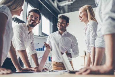 dinâmicas para equipe de vendas