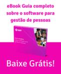 eBook Guia Completo sobre software para gestão de pessoas