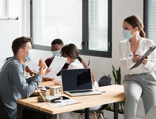 Saúde e segurança: como se preparar para voltar ao trabalho presencial
